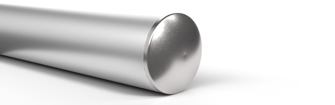 Steel & Aluminum Plugs, Plastic Plugs, End Caps - BuyRailings