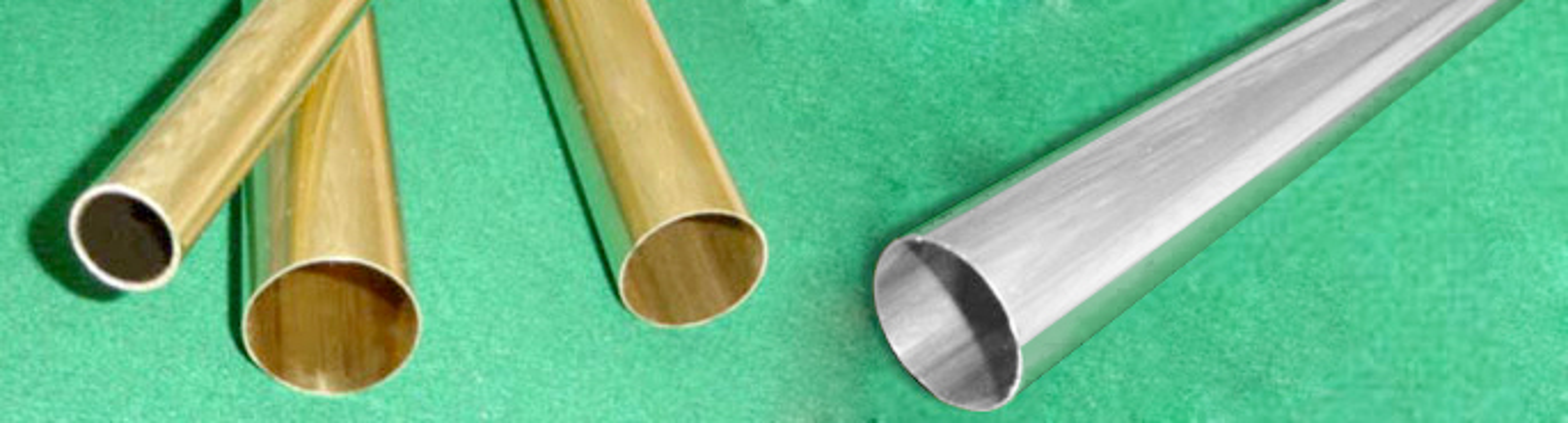 Brass & Stainless Steel Tubing for Handrails   BuyRailings