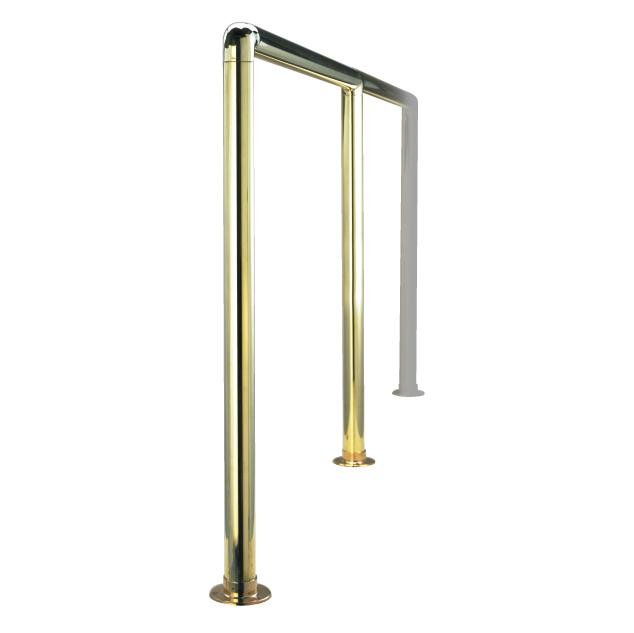 Metal Guardrail Posts