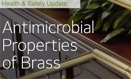 Antimicrobial Brass Railing Update