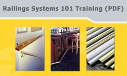Download our Railings System 101 Training (PDF)