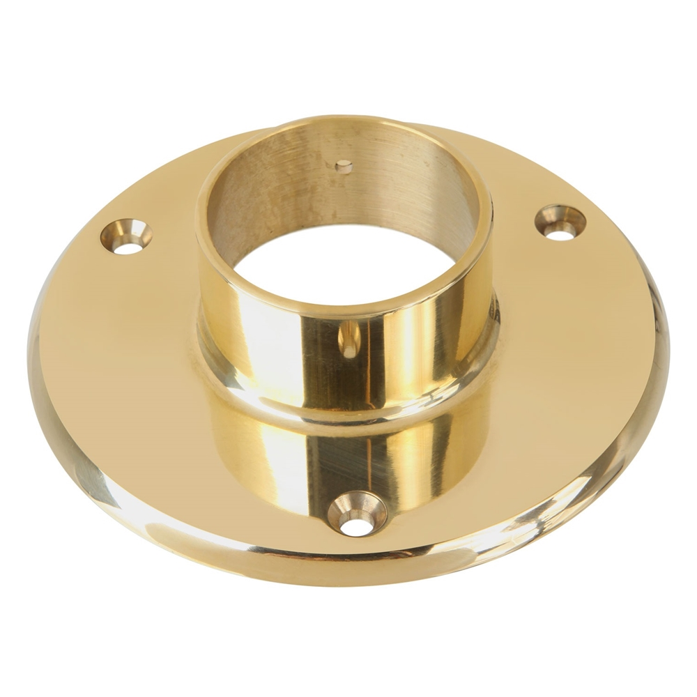 Quot floor flange od architectural railings flanges
