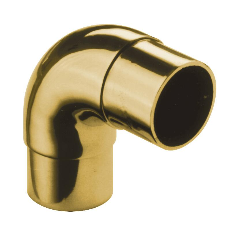 Flush Radius Ell 731 Architectural Railings Flush Fittings