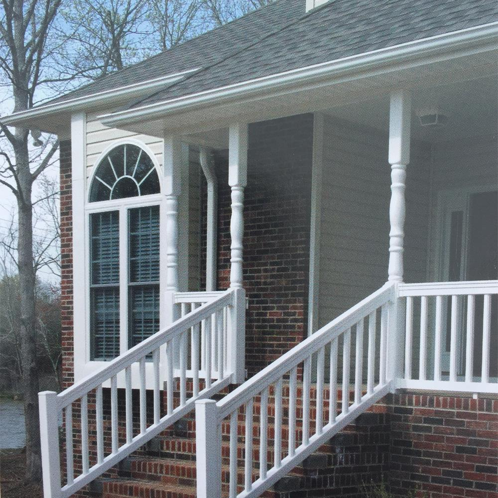 Tips For Finding Perfect Low Maintenance Porch Railings